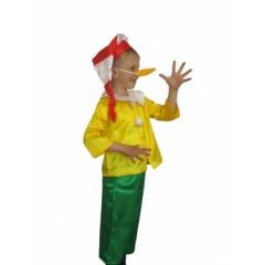 Карнавальный костюм Буратино, костюм Пиноккио, Карнавалия