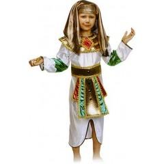 Детский карнавальный костюм Фараона, египетский костюм, Карнавалия