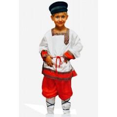 Карнавальный костюм Иванушки, русский народный костюм, Карнавалия
