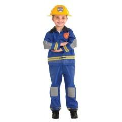 Детский карнавальный костюм Пожарного, костюм Пожарника, Rubies