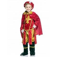Карнавальный костюм Принца, костюм принца, пажа, придворного,  Карнавалия
