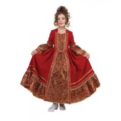 Детский карнавальный костюм Баронесса, Фрейлина, Графиня Батик