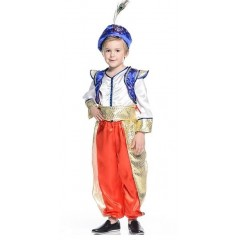 Карнавальный костюм Аладдина, Восточного принца, Карнавалия