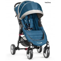 Детская четырехколесная прогулочная коляска Baby Jogger City Mini 4 wheels