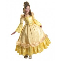 Карнавальный костюм Принцесса Оливия, костюм принцессы в желтом, Батик