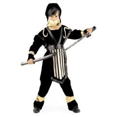 Карнавальный костюм Супер Ниндзя, костюм ниндзя для мальчика, Батик