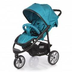 Детская легкая трехколесная коляска Jetem Orion 3.0