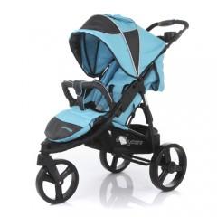 Детская трехколесная прогулочная коляска Baby Care Jogger Cruze