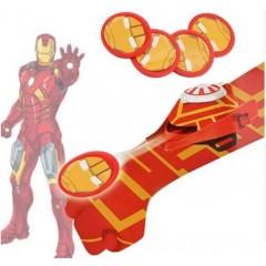 Стреляющая перчатка Железного Человека, перчатка IRONMAN, MK11023