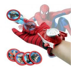 Стреляющая перчатка Человека Паука, перчатка Spider-Man,MK11022