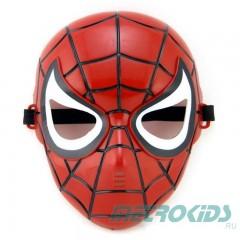 Маска  Человека Паука, Человек-паук, Spiderman, MK11024