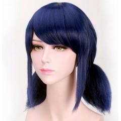 Карнавальный парик для девочки, Лэди Баг, принцесса, МК11020