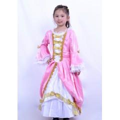 Карнавальный костюм Принцесса розовая, МК11051