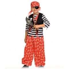 Детский карнавальный костюм Пират Роджер, МК5040
