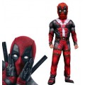 Карнававльный костюм Дэдпул, Deadpool, Люди Икс,МК110