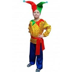 Карнавальный костюм Веселого Петрушки, МК11054