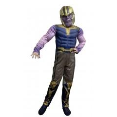 Костюм Титана Таноса с мускулатурой, Война Бесконечности, МК11033