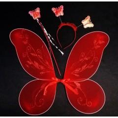 Карнавальный набор Феи, Бабочки, MK11040