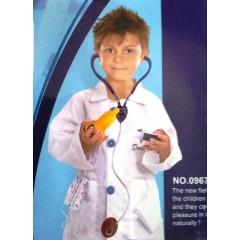 Детский игровой костюм Доктора, костюм Врача, MK11071