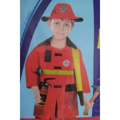 Детский костюм Пожарного с аксессуарами, MK11073