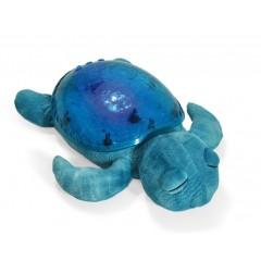 Светильник проектор с мелодиями Убаюкивающая Морская черепашка, Tranquil Turtle, цвета Ocean или Aqua, CloudB