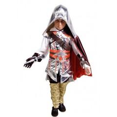 Костюм Ассасина, карнавальный костюм Воин-Ассасин, Assassin's Creed артикул MK11-003, Metrokids на возраст 5-15 лет, рост  122-128, 134-140, 144-152, 155-164