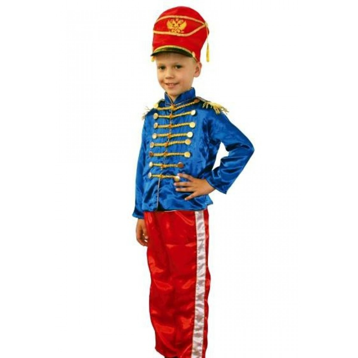 Новогодний костюм гусара своими руками с фото