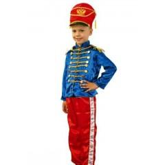 Карнавальный костюм Гусара для мальчика, Карнавалия